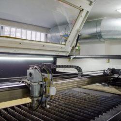 Topkapi Silverware - Laser Cutting