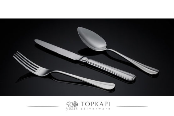Topkapi-Baguette cutlery design