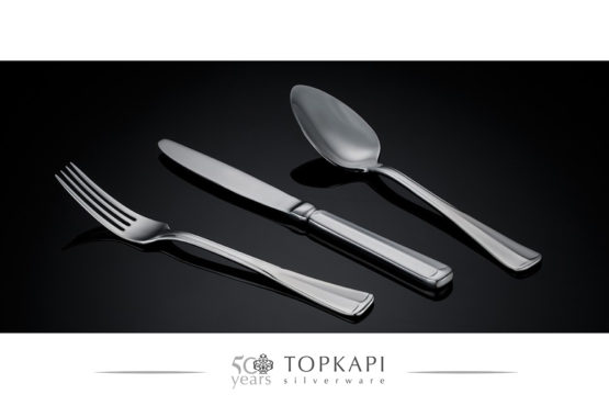 Topkapi-Square Cutlery Design