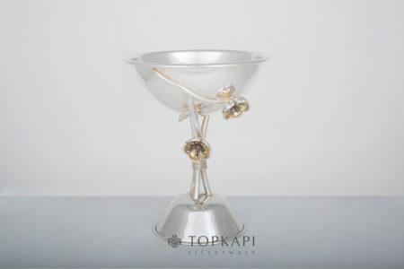 Round Anemone incense burner