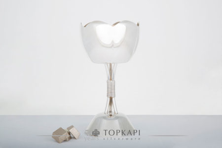 Round Tulip incense burner