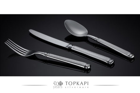 Topkapi-Stripes cutlery design