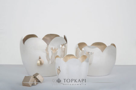 Topkapi-Tulip flower vases